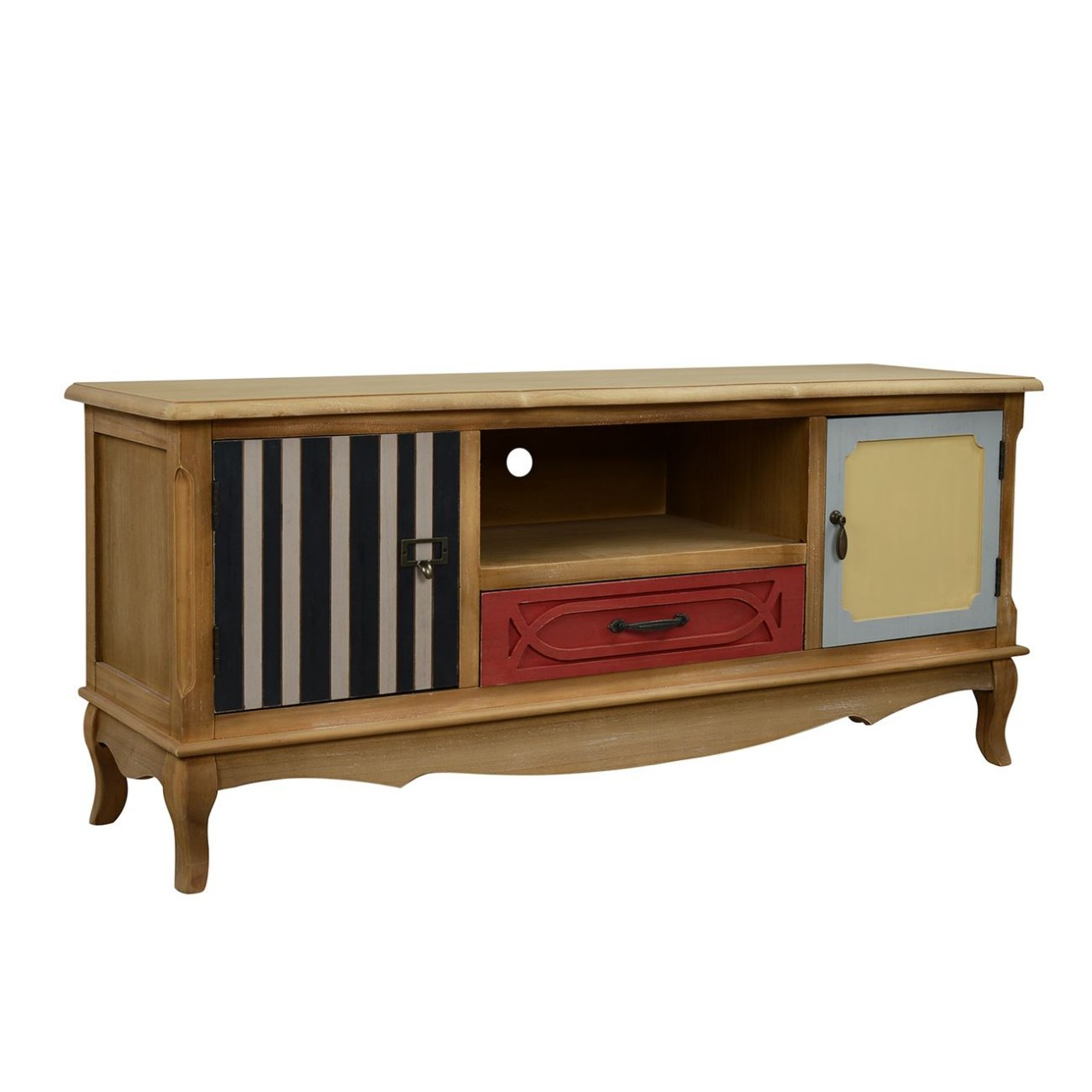 TV Stand Retro Chic