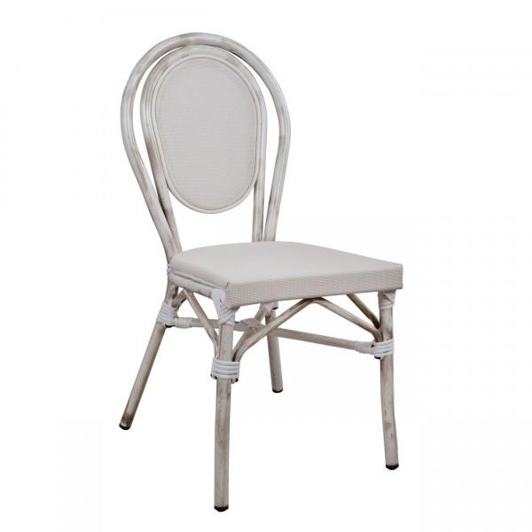 Καρέκλα αλουμινίου Bourbon Έπιπλα Εξωτερικού Χώρου
