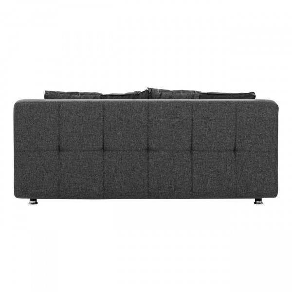 Καναπές - Κρεβάτι Pastis Γκρι Έπιπλα Σαλονιού