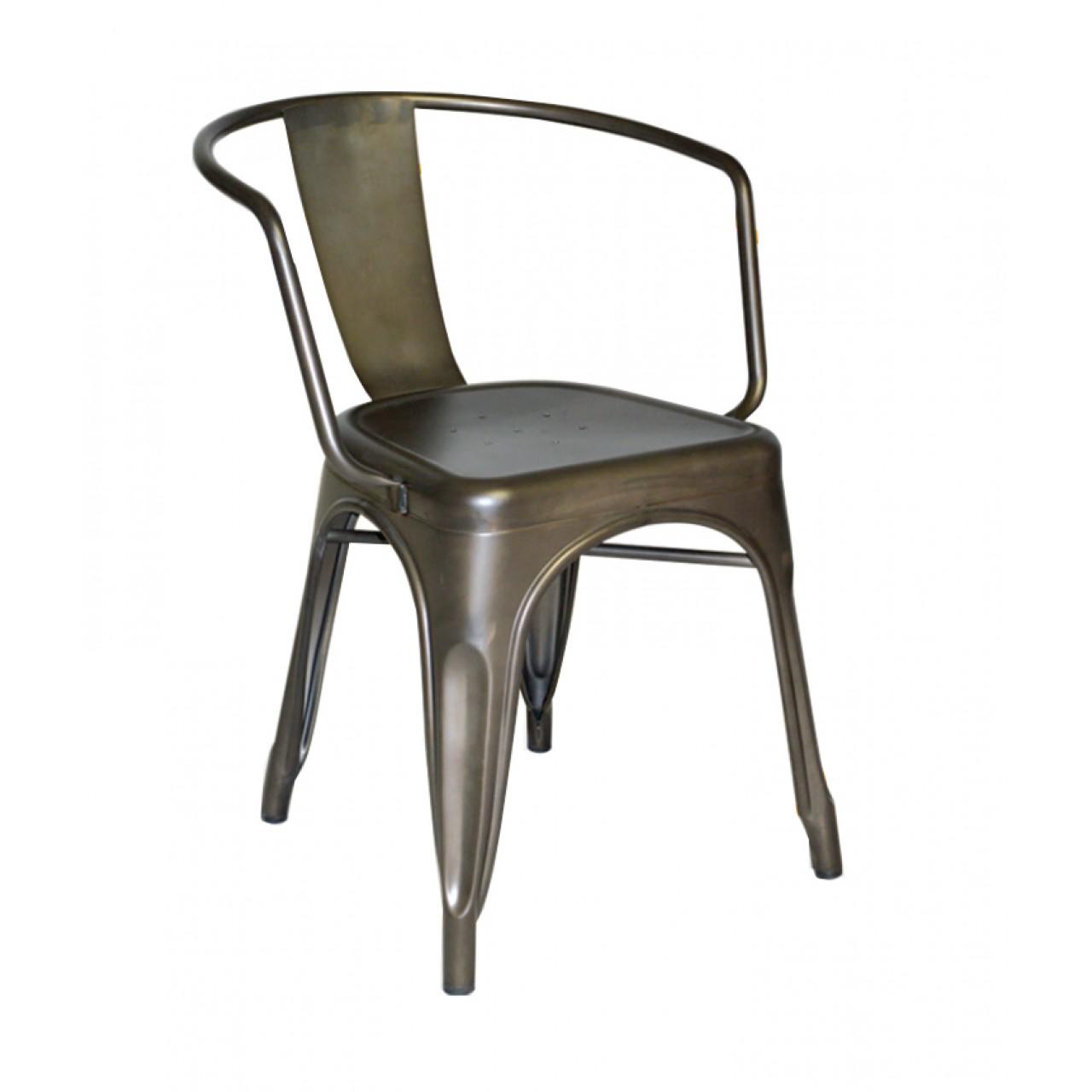 Καρέκλα Industrial Rusty Ξενοδοχειακά / Επαγγελματικά