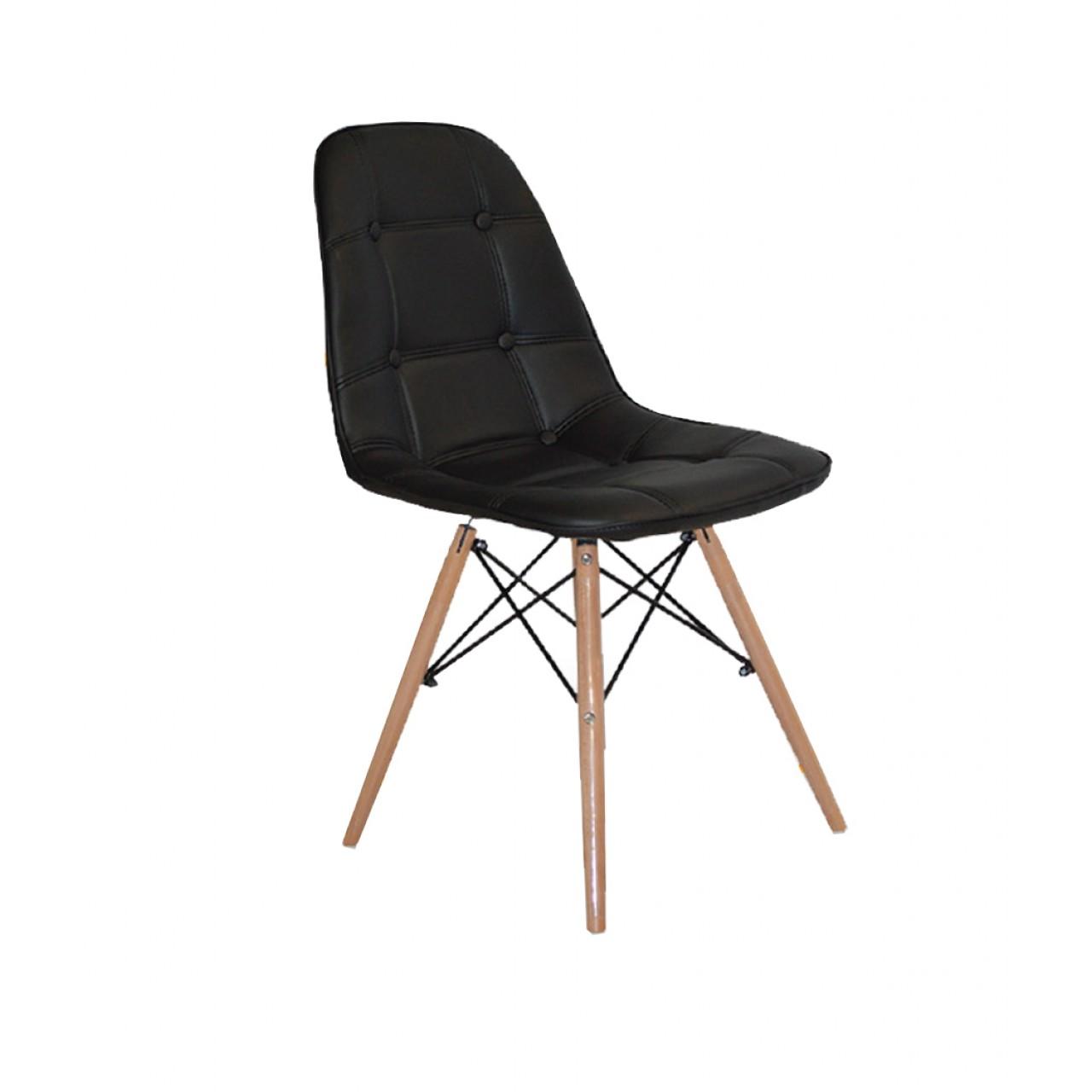 Καρέκλα Lina Μαύρο Ξενοδοχειακά / Επαγγελματικά