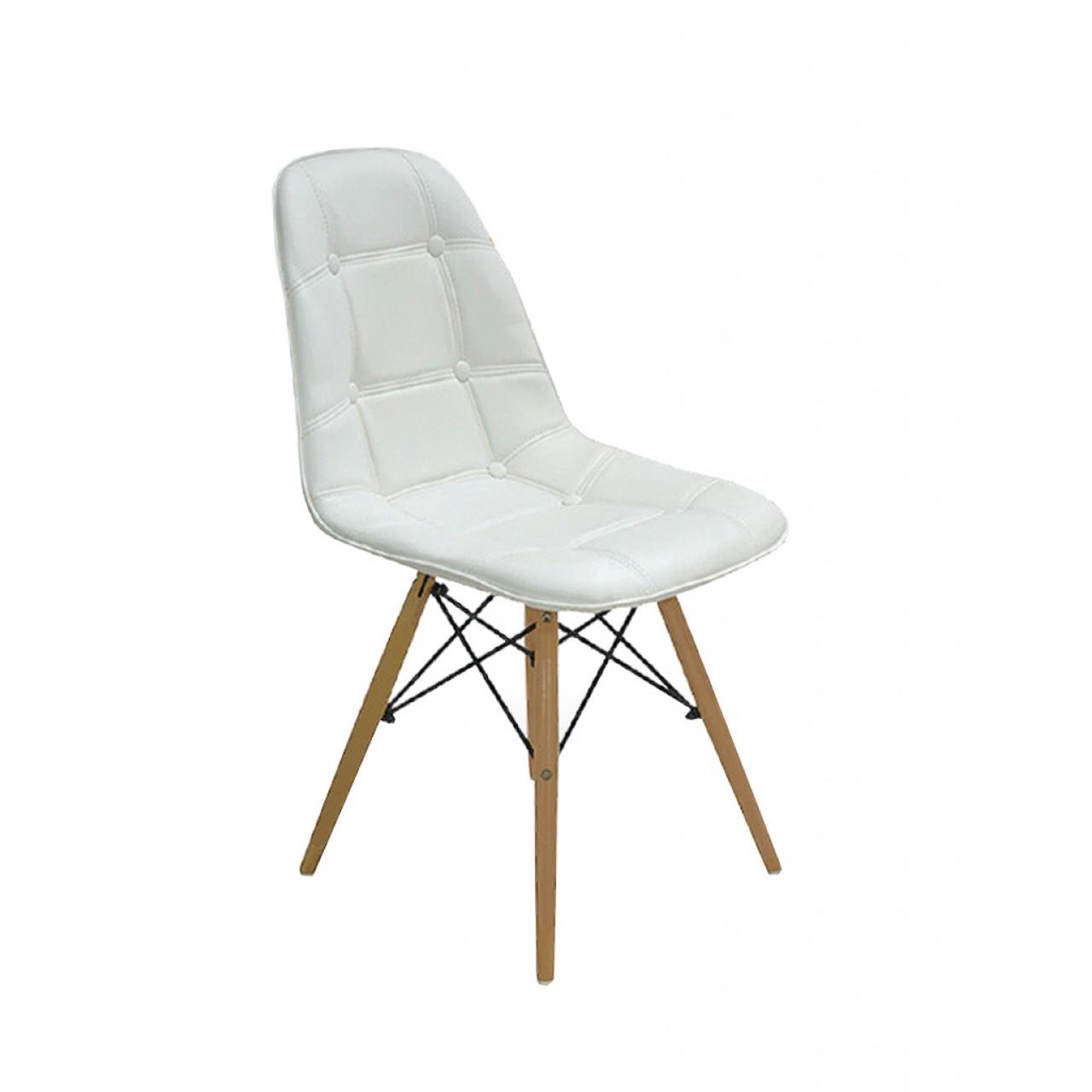 Καρέκλα Lina Λευκό Ξενοδοχειακά / Επαγγελματικά