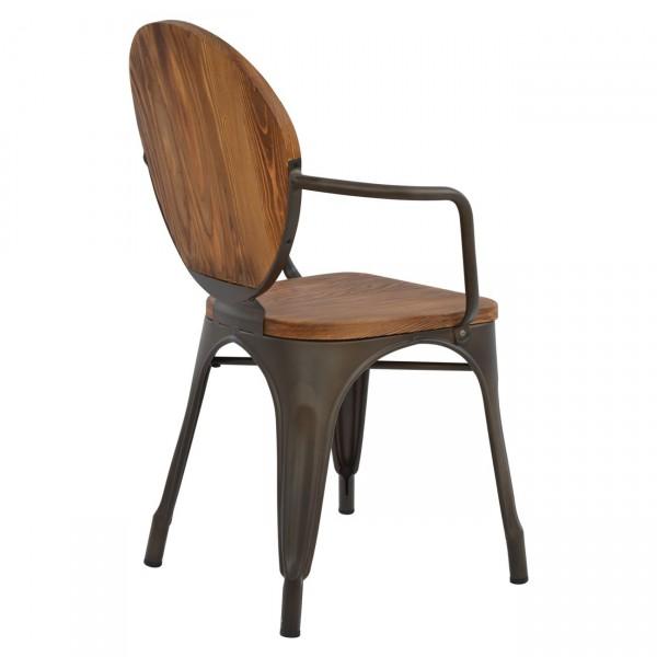 Καρέκλα Odense Rusty Ξενοδ. / Επαγγελματικά