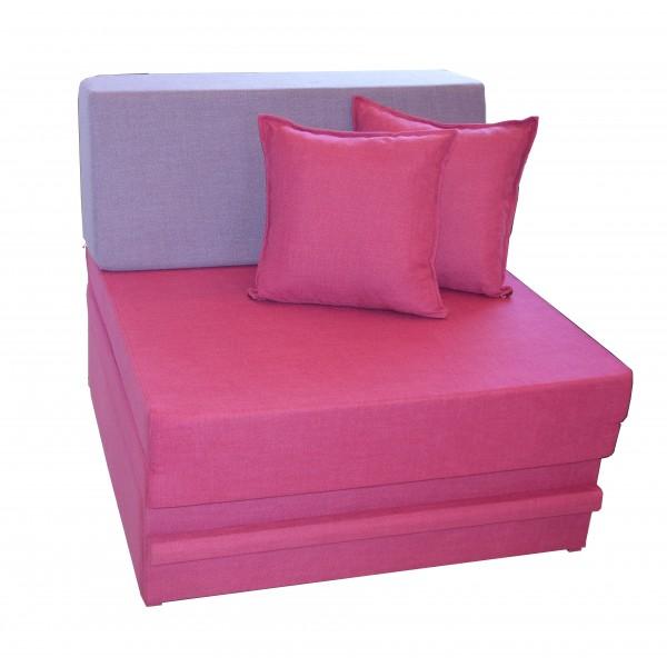 Πολυθρόνα - Κρεβάτι Angelica Έπιπλα Σαλονιού